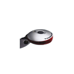 TRELOCK REAR LIGHT (SILVER)