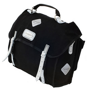 CARRADICE BROMPTON PANNIER BAG (BLACK)