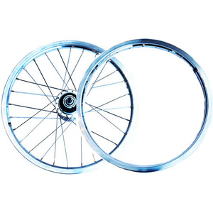 BROMPTON 5SP WHEELSET KIT