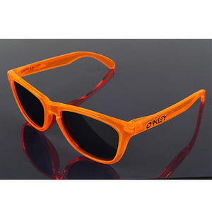 OAKLEY FROGSKINS ACID ORANGE GREY