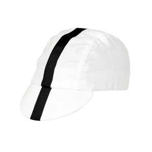 CAP (COTTON WHITE/BK)