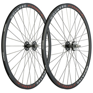 NOVATEC FORCE TRACK WHEELSET