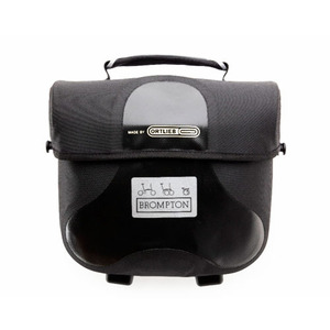 BROMPTON MINI O BAG BLACK