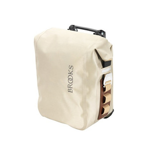 BROOKS JOHN O'GROATS PANNIER BAG(NATURAL)