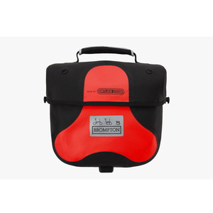 BROMPTON MINI O BAG RED