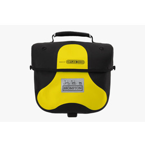BROMPTON MINI O BAG YELLOW