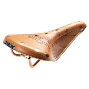 BROOKS B17 SELECT WORLD TRAVELLER 2012