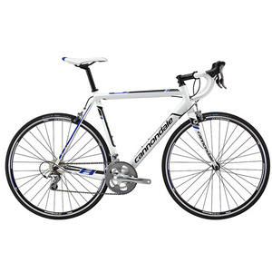 CANNONDALE CAAD8 TIAGRA WHITE 2015