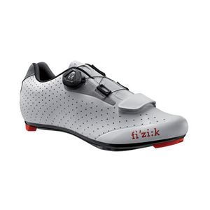 FIZIK ROAD R5B UOMO WHITE/GREY
