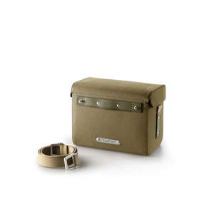 BROOKS ISLE OF SKYE HANDLEBAR BAG OLIVE