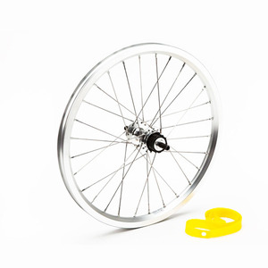 BROMPTON 2SP REAR WHEELSET (2013~)