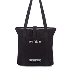 BROMPTON TOTE BAG (BK)(NEW)