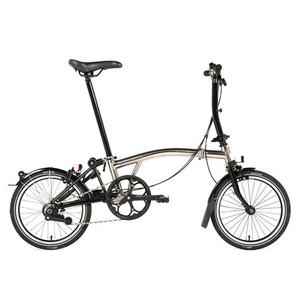 BROMPTON S2L NICKEL EDITION