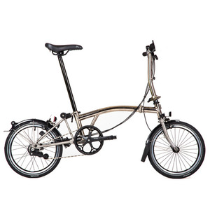 BROMPTON S2L-X NICKEL EDITION