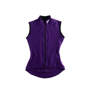 [SALE]GRIPE GILET VIOLET FOR WOMEN