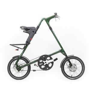 STRIDA 5.1 QR+ (ENGLISH GREEN)