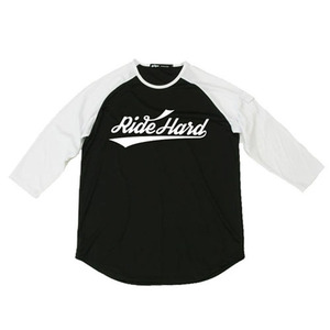 GRIPE NEW ¾ RAGLAN T SHIRTS 2016(BLACK/WHITE)