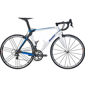 CONDOR LEGGERO FRAME SET WHITE/BLUE