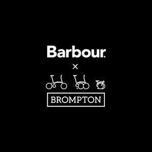 BROMPTON X BARBOUR EDITION ★판매완료★