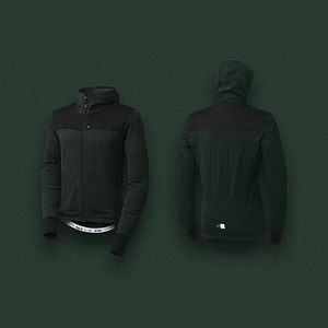 PEdAL ED ATTAKAI WOOL JACKET (MILITARY GREEN)