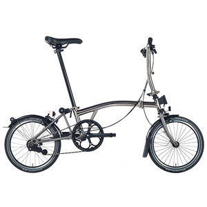 BROMPTON S2L-X NICKEL EDITION 2018