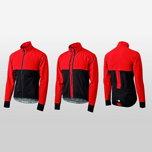 PEdAL ED KANAYA JACKET (RED)