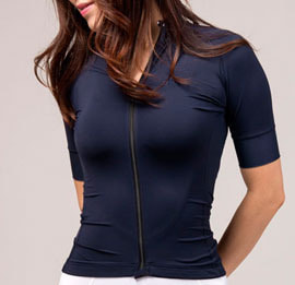 GRIPE ORDINARY JERSEY WOMAN NAVY