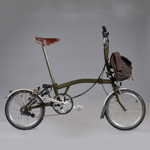 BROMPTON BARBOUR EDITION