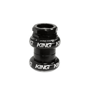 CHRISKING HEADSET GRIPNUT 1-1/8 BLACK