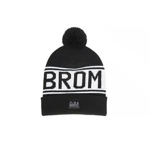 BROMPTON LOGO COLLECTION BEANIE HAT