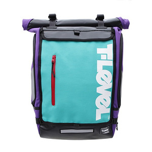 T-LEVEL Infinity Rolltop Backpack (퍼플)