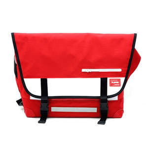 [SALE]T-LEVEL Messenger Bag (RED/WHITE)(↓23%)