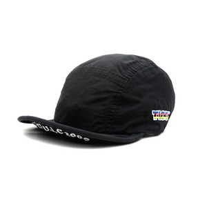 T-LEVEL CYCLE CAMP CAP (블랙)