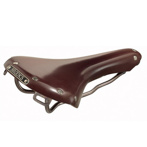BROOKS SWALLOW TI (BROWN)