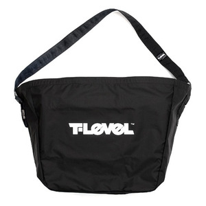 T-LEVEL SLING BAG (BLACK)