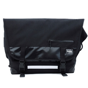 T-LEVEL Messenger Bag (BLACK)