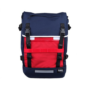 T-LEVEL Challenger 32L Backpack (네이비/레드)
