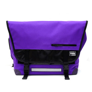[SALE]T-LEVEL Messenger Bag (PUPLE/BLACK)(↓23%)