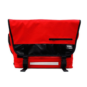 [SALE]T-LEVEL Messenger Bag (RED/BLACK)(↓23%)