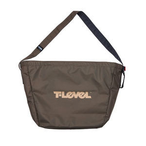 T-LEVEL SLING BAG (BROWN)