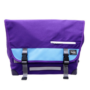 [SALE]T-LEVEL Messenger Bag (PUPLE/BLUE)(↓23%)
