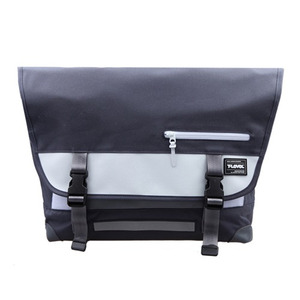 T-LEVEL Messenger Bag (GREY/WHITE)