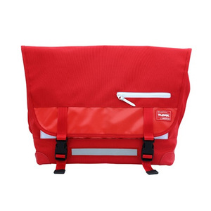 [SALE]T-LEVEL Messenger Bag (RED/RED)(↓23%)