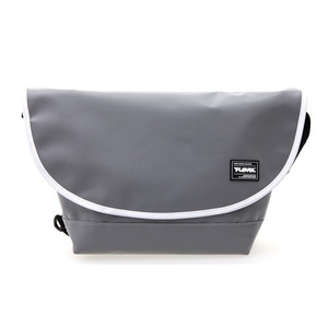 T-LEVEL Compact Messenger Bag (그레이)