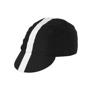 CAP (COTTON BK/WHITE)