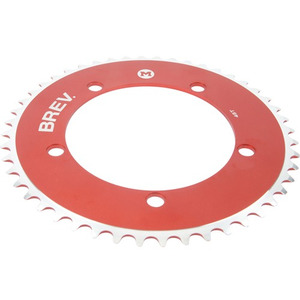 BREV.M COLOR CHAINRING (RED)