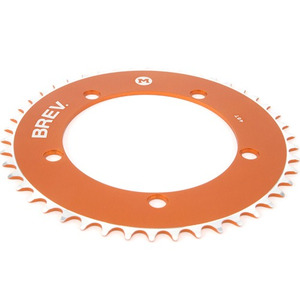 BREV.M COLOR CHAINRING (ORANGE)