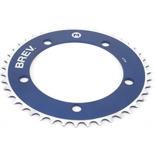 BREV.M COLOR CHAINRING (BLUE)