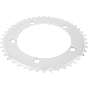 BREV.M COLOR CHAINRING (SILVER)