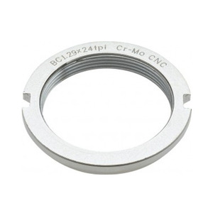 ALL CITY LOCKRING (SILVER)